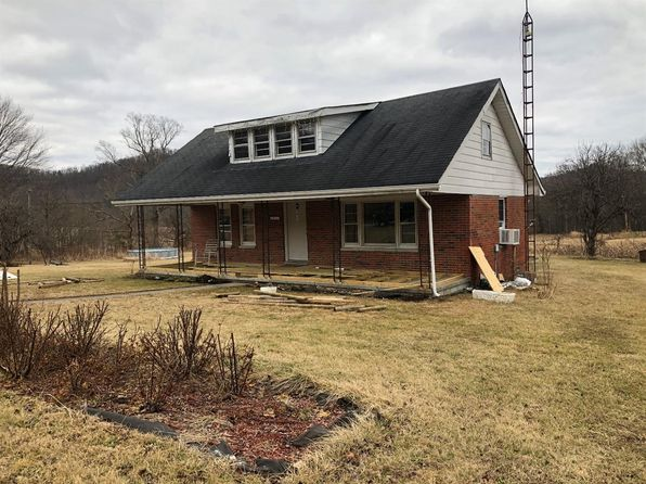 4 bed 2 bath Single Family at 354 Hope Means Rd Means, KY, 40346 is for sale at 43k - 1 of 4