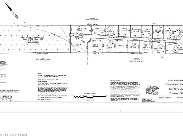 null bed null bath Vacant Land at 7 Stoneham Way Trenton, ME, 04605 is for sale at 38k - 1 of 10
