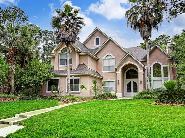 5 bed 3 bath Single Family at 1603 Sheltering Oaks Ln Humble, TX, 77345 is for sale at 449k - 1 of 32
