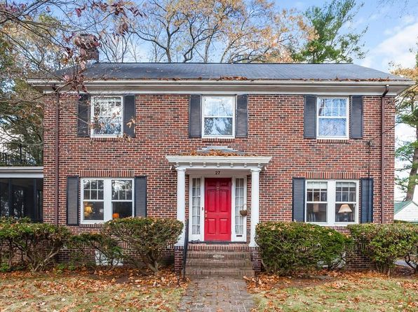 3 bed 3 bath Single Family at 27 Samoset Rd Waban, MA, 02468 is for sale at 899k - 1 of 18