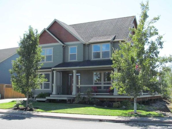3 bed 3 bath Single Family at 9600 Willamette St Aumsville, OR, 97325 is for sale at 398k - 1 of 13