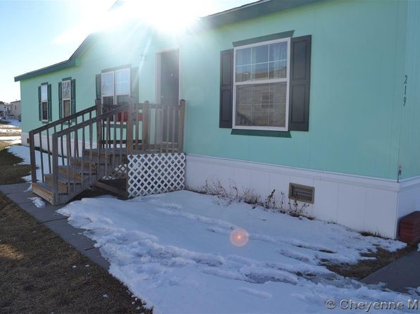 3 bed 2 bath Mobile / Manufactured at 219 Pleasant Valley Trl Cheyenne, WY, 82007 is for sale at 56k - 1 of 15