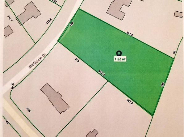 null bed null bath Vacant Land at 0 Marydale Dr Nashville, TN, 37207 is for sale at 70k - google static map