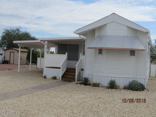 1 bed 1 bath Mobile / Manufactured at 21315 W Outlaw Dr Congress, AZ, 85332 is for sale at 75k - google static map