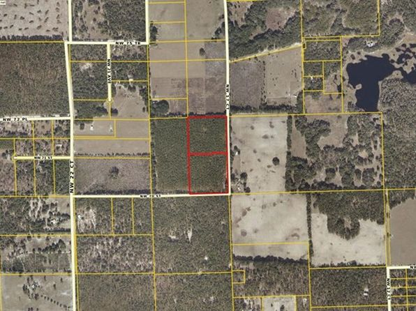 null bed null bath Vacant Land at 17TH Court (South) Bell, FL, 32619 is for sale at 50k - google static map