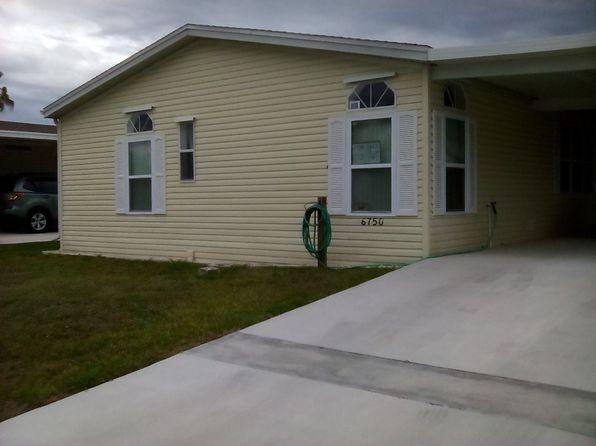 2 bed 2 bath Mobile / Manufactured at 6750 Secoya Fort Pierce, FL, 34951 is for sale at 40k - 1 of 16