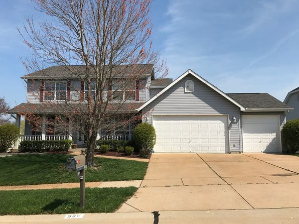 4 bed 3 bath Single Family at 538 Nantucket Springs Dr Grover, MO, 63040 is for sale at 275k - 1 of 19