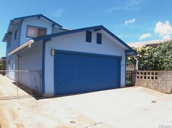 4 bed 3 bath Single Family at 86-937 Moelima St Waianae, HI, 96792 is for sale at 469k - 1 of 23