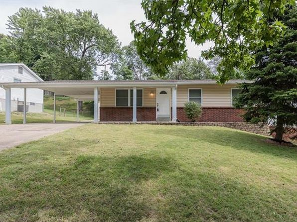 3 bed 2 bath Single Family at 12066 Chaparral Dr Bridgeton, MO, 63044 is for sale at 165k - 1 of 32