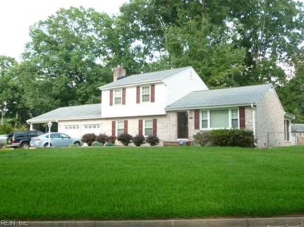 4 bed 2 bath Single Family at 4117 Summerset Dr Portsmouth, VA, 23703 is for sale at 217k - 1 of 28