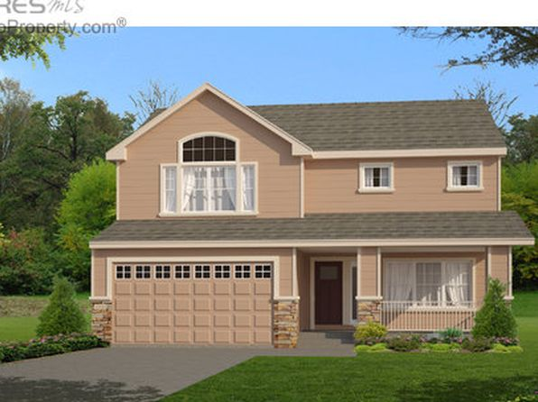 3 bed 3 bath Single Family at 3045 Nebula Ct Loveland, CO, 80537 is for sale at 382k - google static map