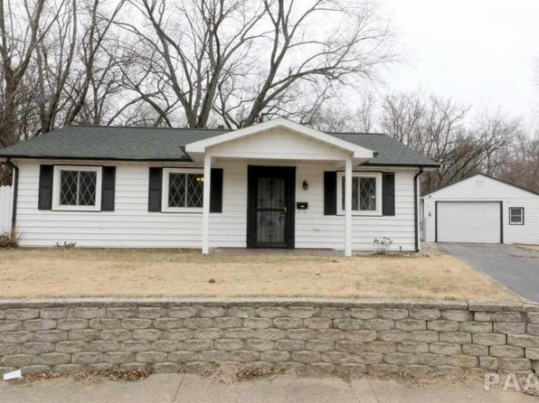 3 bed 1 bath Single Family at 101 Craig Rd Marquette Heights, IL, 61554 is for sale at 93k - 1 of 23