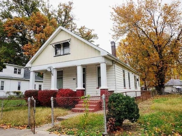 2 bed 1 bath Single Family at 520 S BEDFORD AVE EVANSVILLE, IN, 47713 is for sale at 25k - 1 of 17