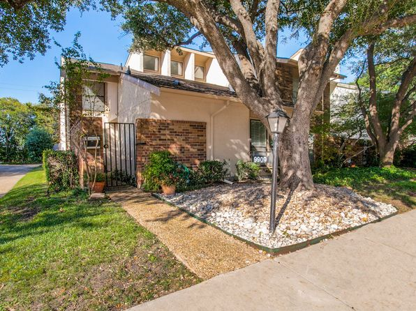 2 bed 2 bath Townhouse at 9909 Smokefeather Ln Dallas, TX, 75243 is for sale at 182k - 1 of 25