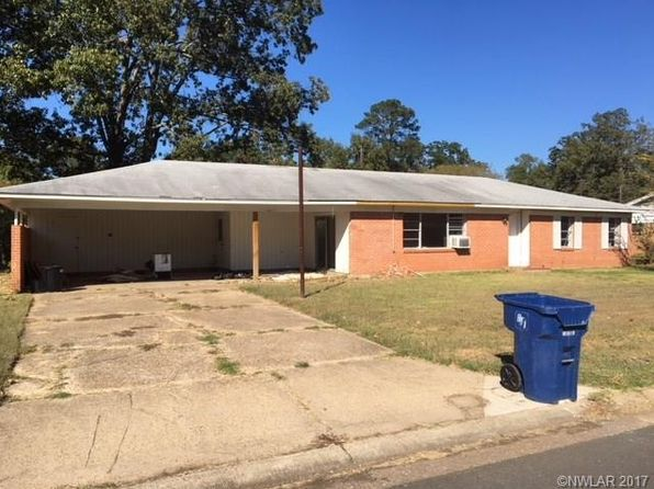 2 bed 1 bath Single Family at 1002 Dale Dr Benton, LA, 71006 is for sale at 45k - 1 of 2
