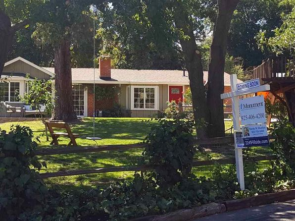 3 bed 2 bath Single Family at 2241 Hillside Ct Walnut Creek, CA, 94597 is for sale at 925k - 1 of 25