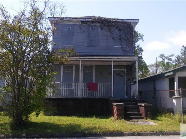 4 bed 2 bath Single Family at 1711 Stratford St Savannah, GA, 31415 is for sale at 69k - google static map