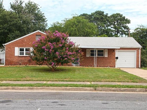 4 bed 2 bath Single Family at 475 Fort Worth St Hampton, VA, 23669 is for sale at 150k - 1 of 19