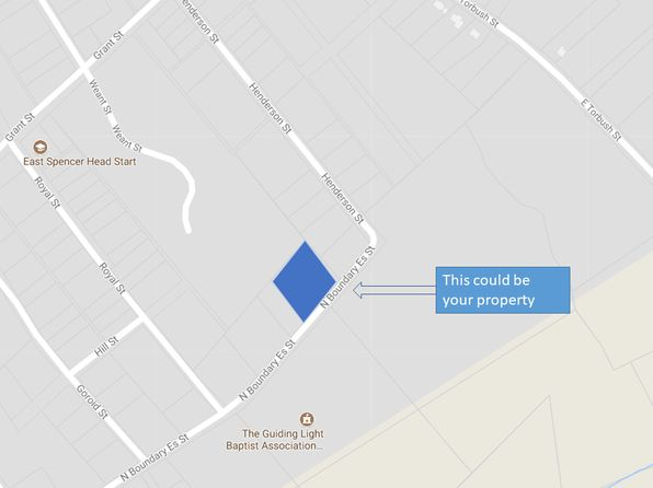null bed null bath Vacant Land at 850 N Boundary Es St Salisbury, NC, 28144 is for sale at 11k - 1 of 9