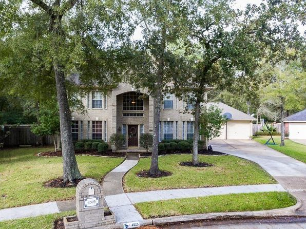 4 bed 3 bath Single Family at 4525 Park Shadow Dr Baytown, TX, 77521 is for sale at 294k - 1 of 30