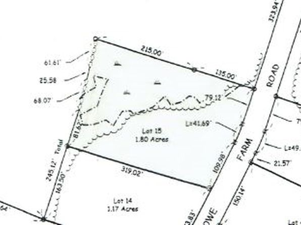 null bed null bath Vacant Land at 21 Rowe Farm Rd Gilford, NH, 03249 is for sale at 95k - 1 of 9