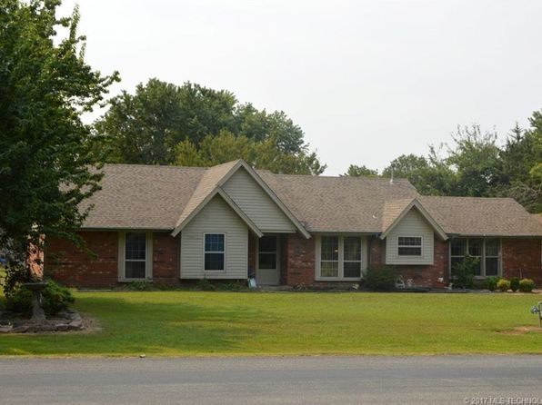 4 bed 2 bath Single Family at 10736 E Aspen Dr Claremore, OK, 74019 is for sale at 160k - 1 of 17