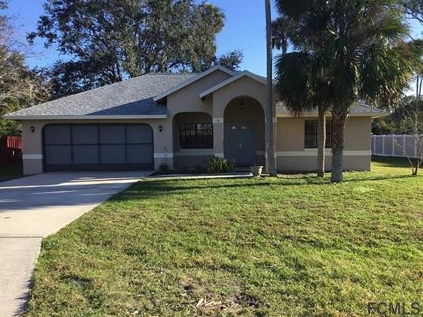 3 bed 2 bath Single Family at 13 Black Hawk Pl Palm Coast, FL, 32137 is for sale at 164k - 1 of 11