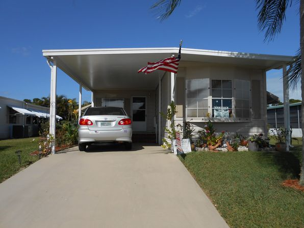 2 bed 2 bath Mobile / Manufactured at 6 Giralda Port Saint Lucie, FL, 34952 is for sale at 30k - 1 of 30