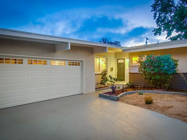 4 bed 2 bath Single Family at 5238 Waring Rd San Diego, CA, 92120 is for sale at 585k - 1 of 25