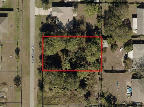null bed null bath Vacant Land at 751 ARUNDO AVE NE PALM BAY, FL, 32905 is for sale at 20k - google static map