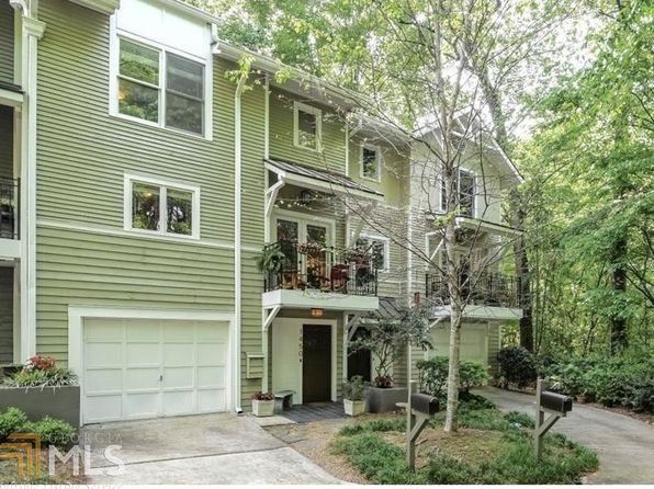 2 bed 3 bath Townhouse at 1450 Hillpine Ln NE Atlanta, GA, 30306 is for sale at 395k - 1 of 29