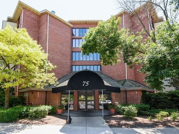 1 bed 1 bath Condo at 75 Kristin Cir Schaumburg, IL, 60195 is for sale at 110k - google static map