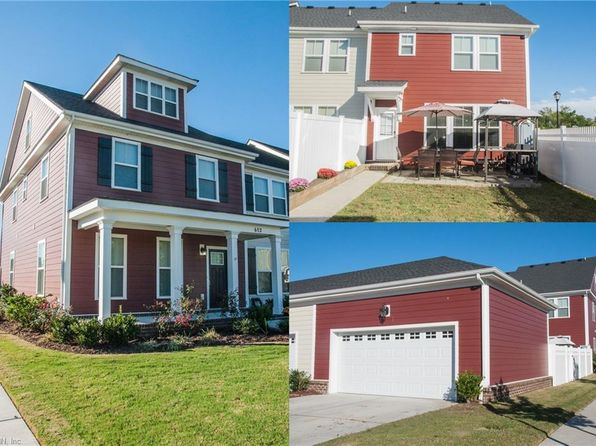 4 bed 4 bath Townhouse at 613 MUSCADINE DR CHESAPEAKE, VA, 23323 is for sale at 300k - 1 of 30