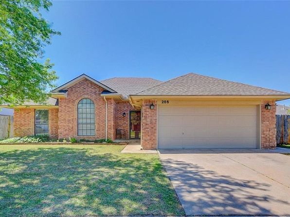 3 bed 2 bath Single Family at 208 Cypress Dr Oklahoma City, OK, 73170 is for sale at 150k - 1 of 28