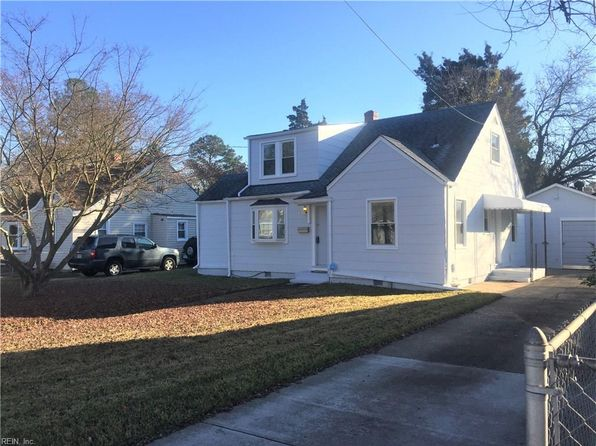 3 bed 2 bath Single Family at 3510 DUNKIRK AVE NORFOLK, VA, 23509 is for sale at 130k - 1 of 20