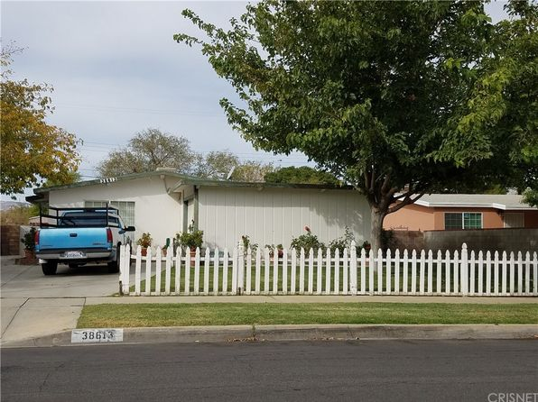 4 bed 2 bath Single Family at 38613 3rd St E Palmdale, CA, 93550 is for sale at 90k - google static map