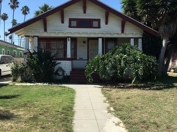 4 bed 2 bath Single Family at 1808 W 51st St Los Angeles, CA, 90062 is for sale at 429k - google static map