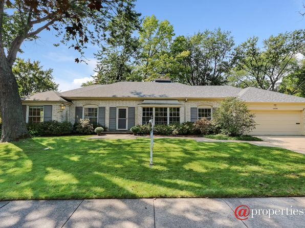 3 bed 3 bath Single Family at 1408 Blackthorn Dr Glenview, IL, 60025 is for sale at 639k - 1 of 18
