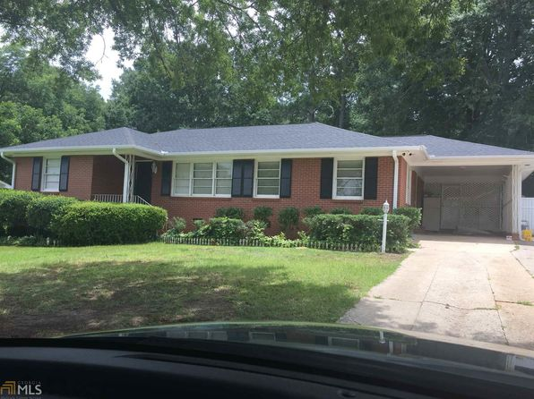 3 bed 2 bath Single Family at 105 Pine St Barnesville, GA, 30204 is for sale at 121k - 1 of 20