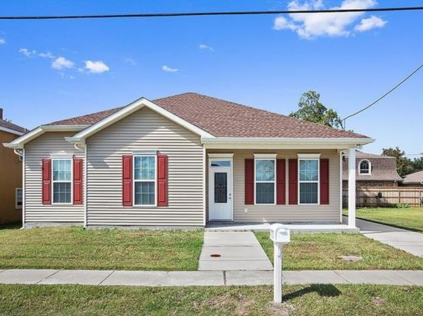 4 bed 2 bath Single Family at 2220 Culotta St Chalmette, LA, 70043 is for sale at 190k - 1 of 11