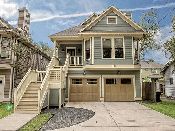 3 bed 3 bath Single Family at 1424 Lawrence St Houston, TX, 77008 is for sale at 490k - 1 of 26
