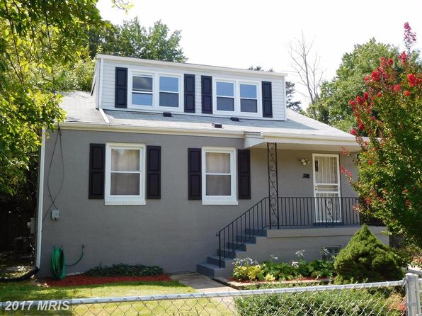 7 bed 2 bath Single Family at 5301 Powhatan St Riverdale, MD, 20737 is for sale at 315k - 1 of 27