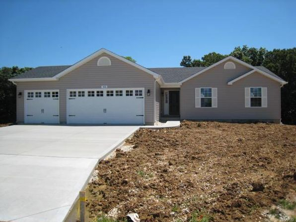 3 bed 2 bath Single Family at 120 Falcons Crest Dr Wright City, MO, 63390 is for sale at 169k - google static map