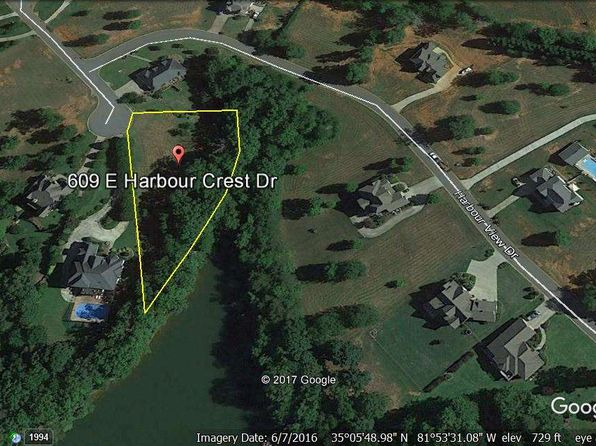 null bed null bath Vacant Land at 609 E Harbour Crest Dr Chesnee, SC, 29323 is for sale at 68k - 1 of 5