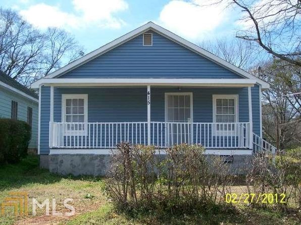 3 bed 1 bath Single Family at 415 N 4th St Griffin, GA, 30223 is for sale at 34k - google static map