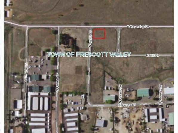 null bed null bath Vacant Land at 5981 N SIOUX DR PRESCOTT VALLEY, AZ, 86314 is for sale at 5k - google static map