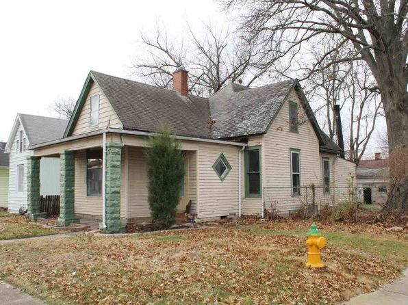 2 bed 1 bath Single Family at 1551 S Morton Ave Evansville, IN, 47713 is for sale at 14k - 1 of 20