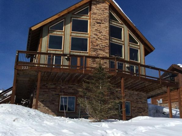 3 bed 3 bath Single Family at 233 County Rd 897 Aka Deer Trail Dr Granby, CO, 80446 is for sale at 530k - 1 of 56