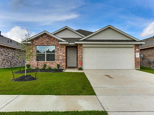 4 bed 2 bath Single Family at 1527 Mustang Canyon Way Houston, TX, 77049 is for sale at 188k - 1 of 18