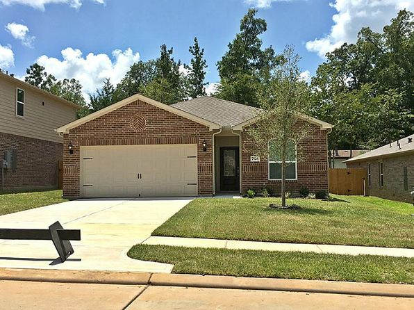 3 bed 2 bath Single Family at 7526 Fettle Ln Conroe, TX, 77304 is for sale at 205k - 1 of 10